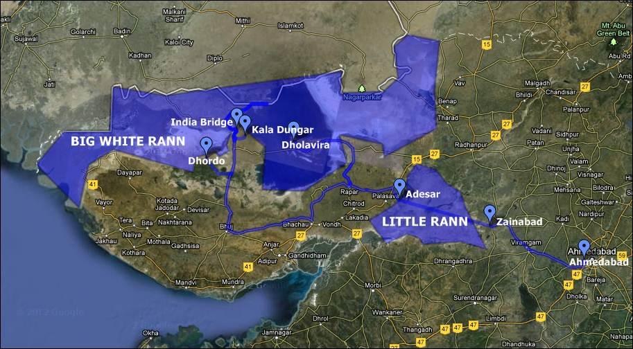 Rann-Map