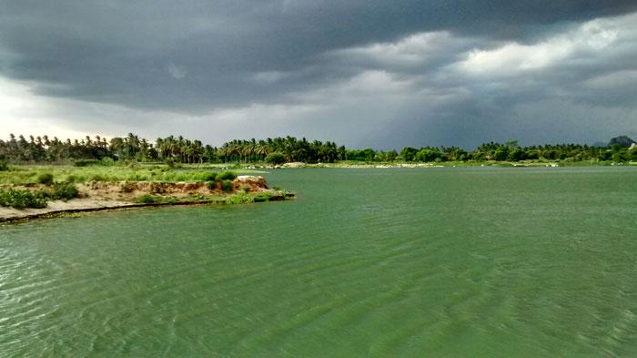 Krishnagiri Reservoir